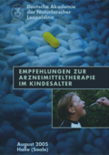 Recommendations on Drug Therapy in Childhood (2005)