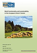 Multi-functionality and sustainability in the European Union's forests (2017)