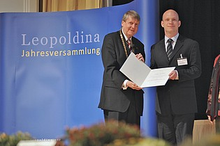 Leopoldina Prize for Junior Scientists