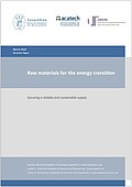 Raw materials for the energy transition (2018)