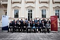 The participants of the London meeting. Image: Royal Society.