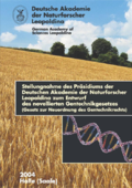 Statement on the amendments of the directives concerning Green Genetic Engineering (2004)