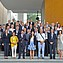 Group Photo at the German Federal Chancellery (17 July).