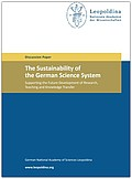 The Sustainability of the German Science System (2013)