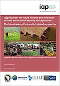 Opportunities for future research and innovation on food and nutrition security and agriculture (2018)