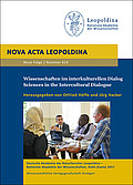 Wissenschaften im interkulturellen Dialog / Sciences in the Intercultural Dialogue