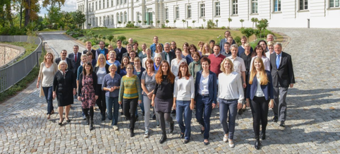 Leopoldina Staff in September 2016