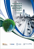 Proceedings of Environment and Health (2015)