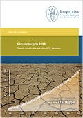 Climate targets 2030: Towards a sustainable reduction of CO2 emissions (2019)