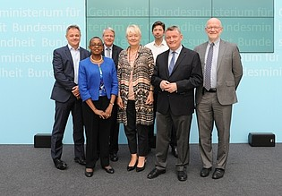 International Advisory Board on Global Health Policy