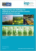 Opportunities and challenges for research on food and nutrition security and agriculture in Europe (2017)