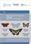 Species decline in the agricultural landscape (2018)