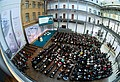 Foto: Der Nobel Prize Dialogue 2019 in Berlin | Foto: David Ausserhofer für die Leopoldina