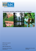 Ecosystem services and biodiversity in Europe (2009)