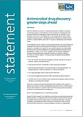 Antimicrobial drug discovery: greater steps ahead (2014)