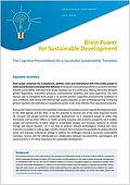 Brain Power for Sustainable Development (2019)