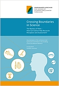Crossing Boundaries in Science: The Mystery of Risks – How Can Science Help Reconcile Perception and Assessment? (2020)