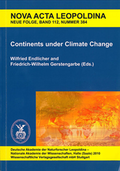 Continents under Climate Change