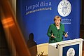 Chancellor Angela Merkel at the Leopoldina Assembly 2011 Image: David Ausserhofer/Leopoldina