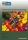 Ecosystem services, agriculture and neonicotinoids (2015)