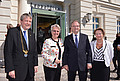German National Academy of Sciences Leopoldina inaugurates its new headquarters in Halle (Saale)