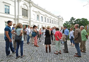 Guided Tours of the Main Building and the Archive