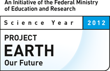 "Science Year 2012 – ""Project Earth: Our Future"""